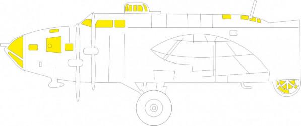 EDUARD MASK  B-17F
