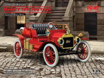 ICM Model T 1914 Fire Truck