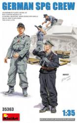 MINIART German SPG Crew