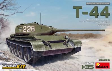 MINIART T-44 Interior Kit