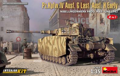 MINIART Pz.Kpfw.IV Ausf. G...