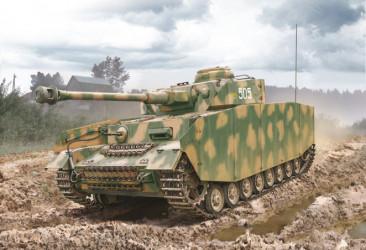 ITALERI Pz.Kpfw.IV Ausf.H