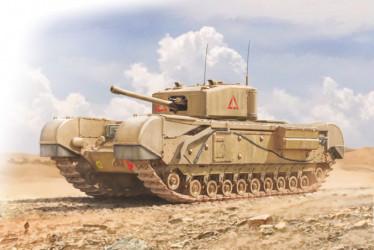 ITALERI Churchill Mk. III