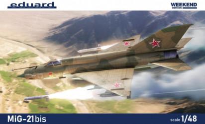 EDUARD WEEKEND ED MiG-21bis