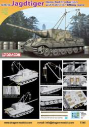 DRAGON Sd.Kfz.186 Jagdtiger...