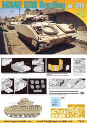 DRAGON M3A2 ODS Bradley w/ERA