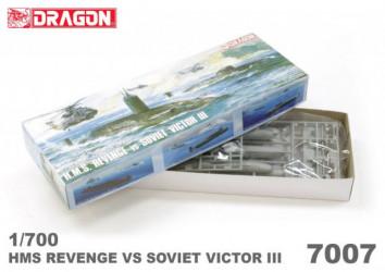 DRAGON H.M.S. REVENGE vs...