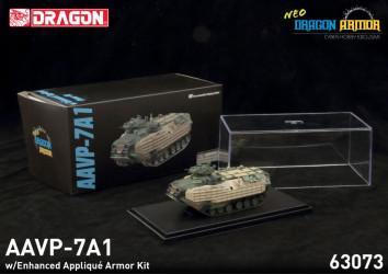 DRAGON AAVP-7A1 w/Enhanced...