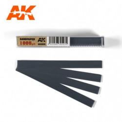AK Dry Sandpaper 1000 50 units