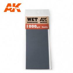 AK Wet Sandpaper 1000 3 units