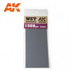 AK Wet Sandpaper 1500 3 units
