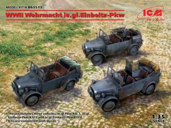 ICM WWII Wehrmacht...