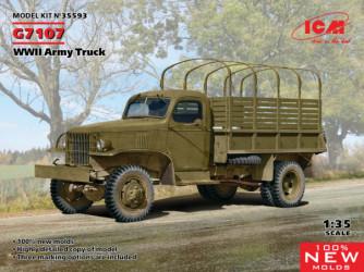 ICM G7107 WWII Army Truck