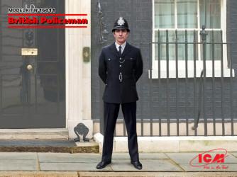 ICM British Policeman