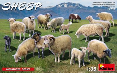 MINIART Sheep