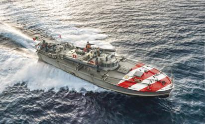 ITALERI M.A.S. 563/568 w/ Crew
