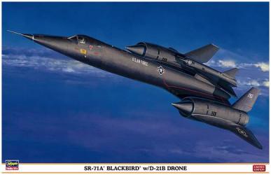 HASEGAWA  SR-71A Blackbird...