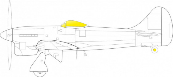 EDUARD MASK  Tempest Mk.II...