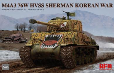 RYEFIELD M4A3 76W HVSS...