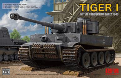RYEFIELD Tiger I Initial...