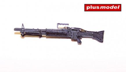 PLUS MODEL U.S. Machine Gun...