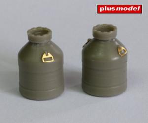 PLUS MODEL Plastic Barrels...