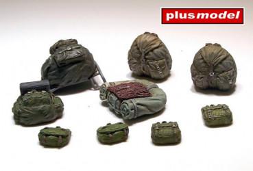 PLUS MODEL German Bags WWII...