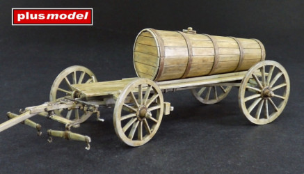 PLUS MODEL Hay Wagon with...
