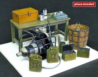 PLUS MODEL German Battery...