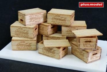 PLUS MODEL U.S. Wooden...