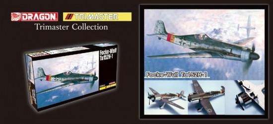 DRAGON Focke-Wulf Ta152H-1