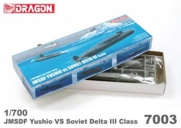 DRAGON Yushio vs Delta III