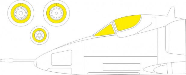EDUARD MASK A-4E
