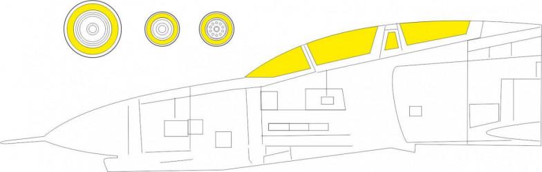 EDUARD MASK F-4B