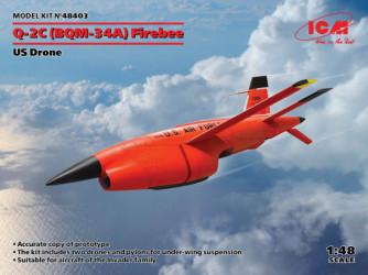 ICM BQM-34А (Q-2C) Firebee...