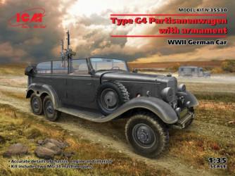 ICM Type G4 Partisanenwagen