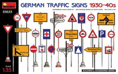 MINIART German Traffic...