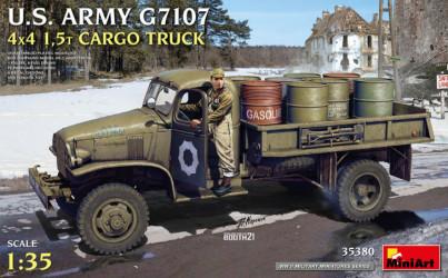 MINIART U.S. Army G7107 4X4...