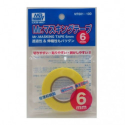 GUNZE Mr.Masking Tape 6mm...