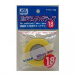 GUNZE Mr.Masking Tape 18mm...