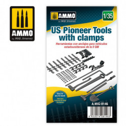 AMIG US Pioneer Tools with...