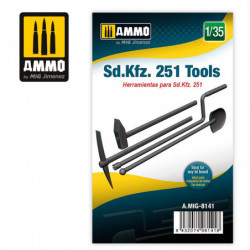 AMIG Sd.Kfz.251 Tools