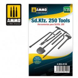 AMIG Sd.Kfz.250 Tools