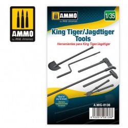 AMIG King Tiger/ Jagdtiger...