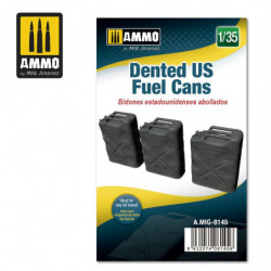 AMIG Dented US Fuel Cans