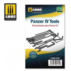 AMIG Panzer IV Tools