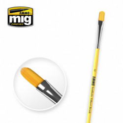 AMIG 6 Synthetic Filbert Brush