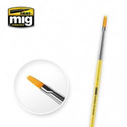 AMIG 1 Synthetic Flat Brush