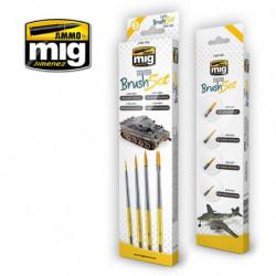 AMIG Starter Brush Set