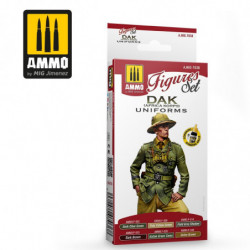 AMIG DAK Uniforms (Afrika...